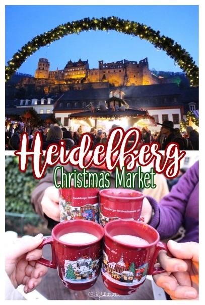 Heidelberg's Romantic Christmas Market - California Globetrotter