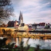 Regensburg - California Globetrotter