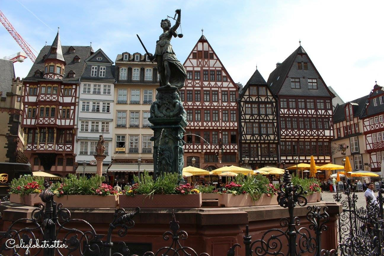 Frankfurt am Main - California Globetrotter