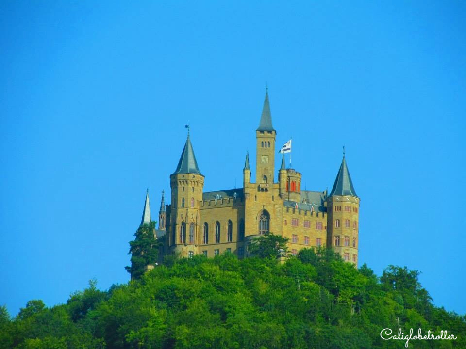 Burg Hohenzollern, Germany - California Globetrotter