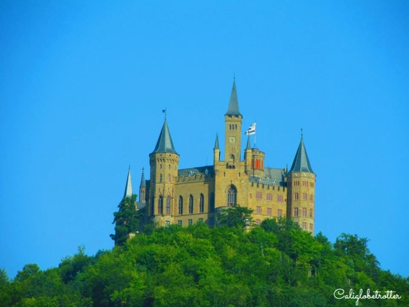 Burg Hohenzollern, Germany - California Globetrotter