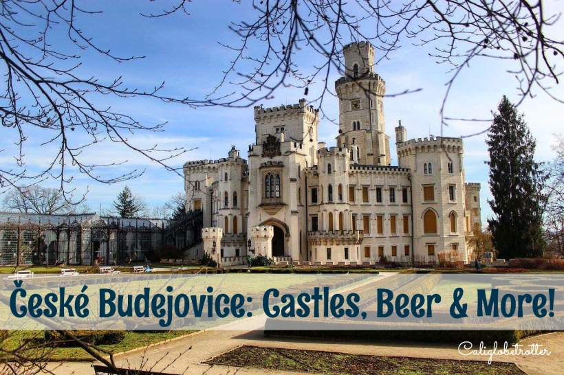 Ceske Budejovice, Czech Republic - California Globetrotter