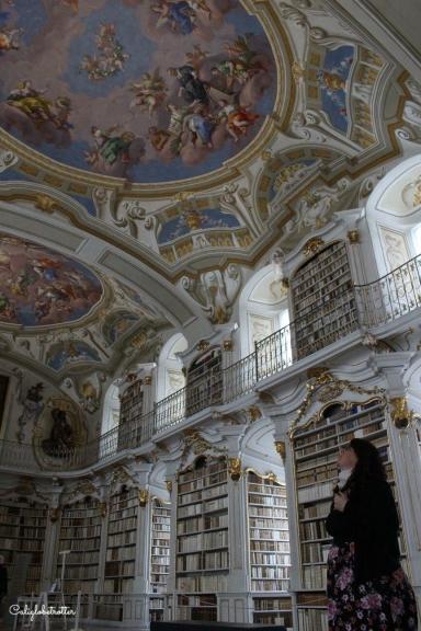 Admont Abbey, Austria - California Globetrotter