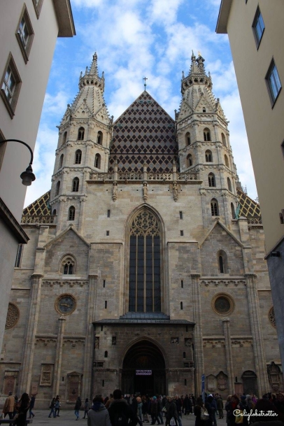 Vienna, Austria - California Globetrotter