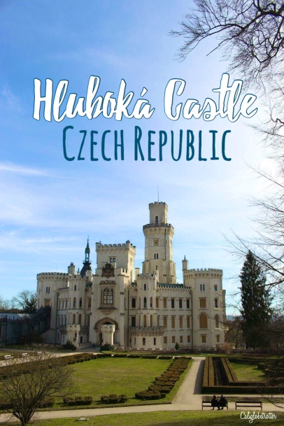 Hluboka Castle, Czech Republic - California Globetrotter