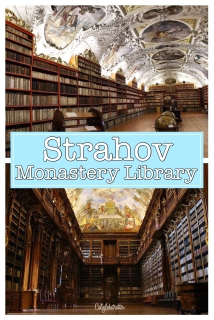 Europe's Most Breathtaking Libraries - Strahov Monastery Library - California Globetrotter
