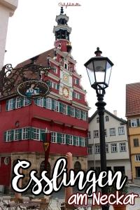 Esslingen am Neckar, Germany - California Globetrotter