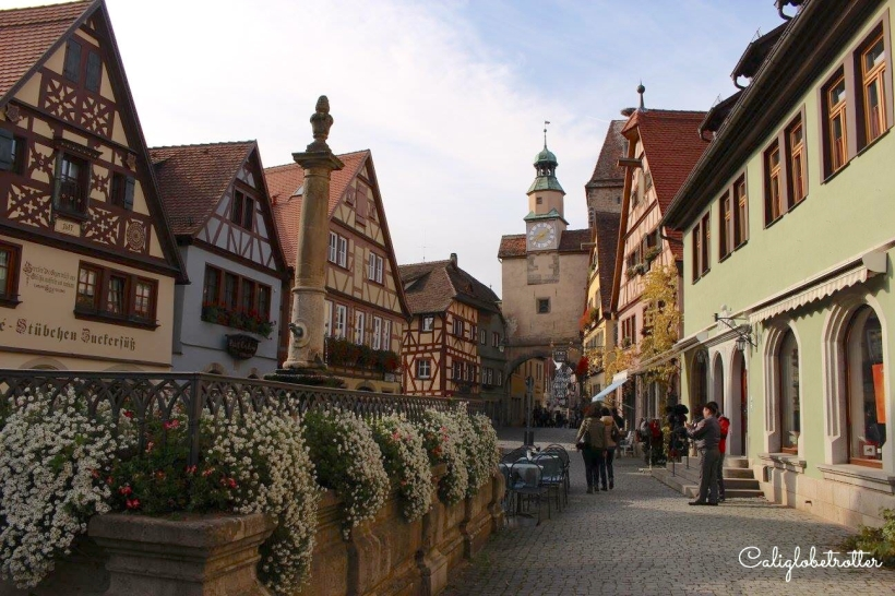 Rothenberg ob der Tauber, Germany - California Globetrotter