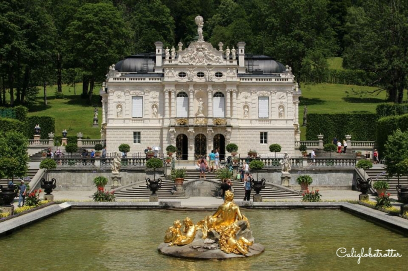 Schloss Linderhof, Germany - California Globetrotter