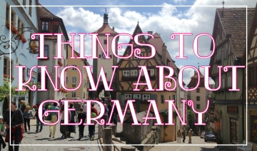 Things To Know About Germany