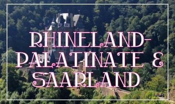 Rhineland-Palatinate and Saarland