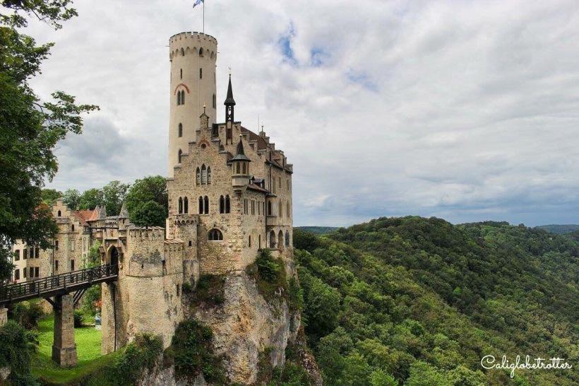 Schloss Lichtenstein - California Globetrotter