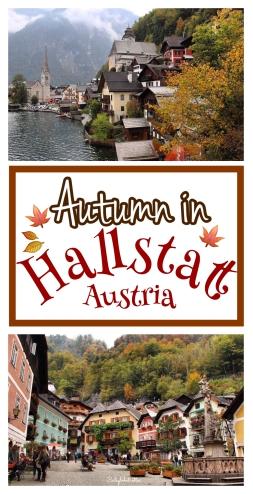 Autumn in Hallstatt, Austria - California Globetrotter