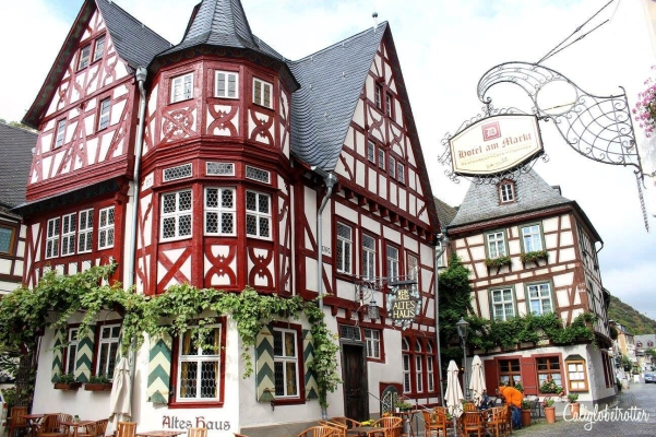 The Delectable Town of Bacharach - California Globetrotter
