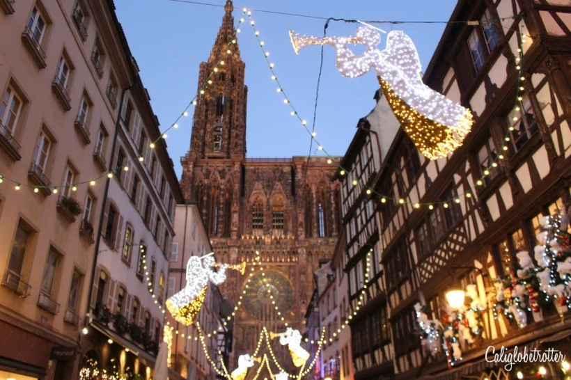 Strasbourg is THE