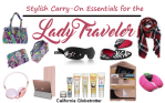 Stylish Carry-On Essentials - California Globetrotter