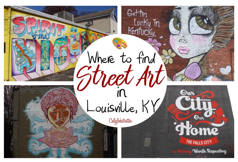 Where to find Street Art in Louisville, KY