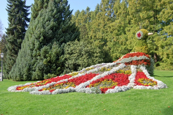 Mainau Flower Island, Lake Constance, Germany - California Globetrotter