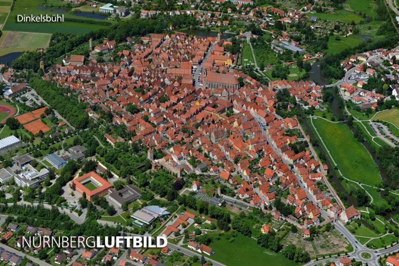 dinkelsbuhl-aerial