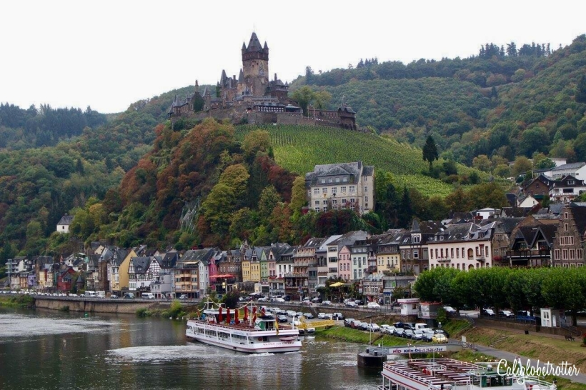 Cochem & the Reichsburg Castle - California Globetrotter